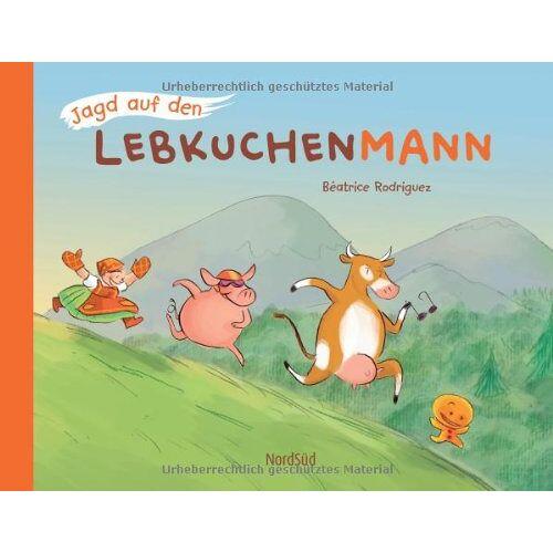 Anonym - Jagd auf den Lebkuchenmann - Preis vom 21.10.2020 04:49:09 h