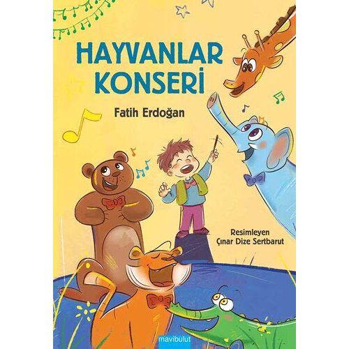Fatih Erdoğan - Hayvanlar Konseri - Preis vom 11.05.2021 04:49:30 h
