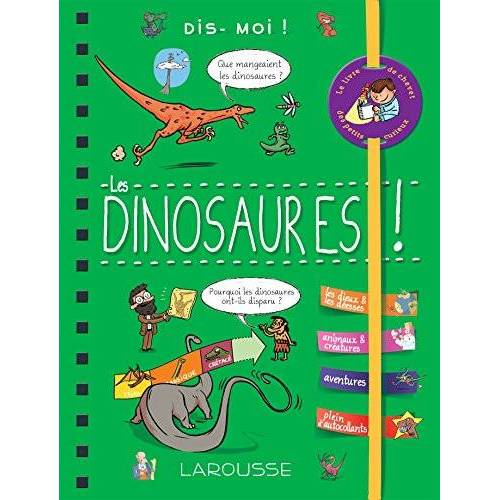 - Les dinosaures ! - Preis vom 03.05.2021 04:57:00 h