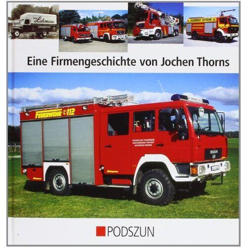 Jochen Thorns - Schlingmann: Feuerwehrfahrzeuge - Preis vom 21.10.2020 04:49:09 h