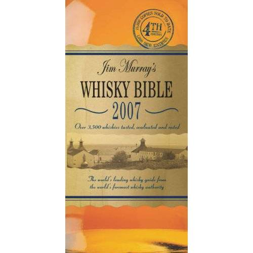 Jim Murray - Jim Murray's Whisky Bible 2007 - Preis vom 18.10.2020 04:52:00 h