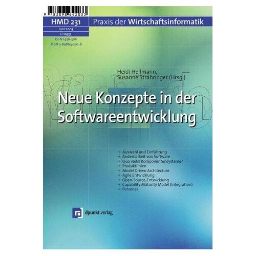 Heidi Heilmann - Neue Konzepte in der Softwareentwicklung - Preis vom 15.04.2021 04:51:42 h