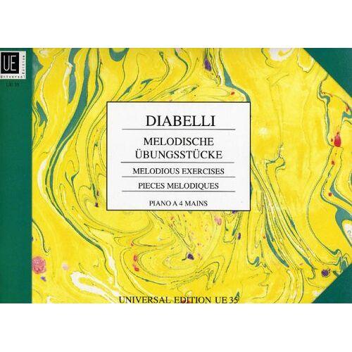 - Melodische Uebungsstuecke Op 149. Piano zu 4 Händen - Preis vom 04.08.2019 06:11:31 h