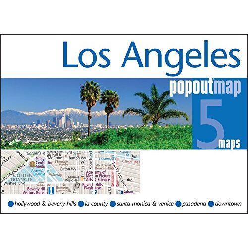 Popout Maps - Los Angeles PopOut Map (Popout Maps) - Preis vom 06.09.2020 04:54:28 h