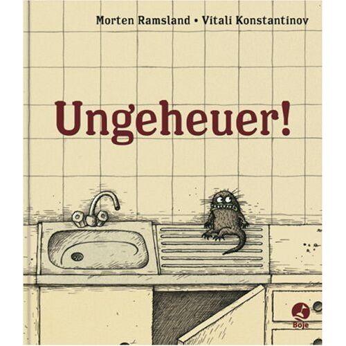 Morten Ramsland - Ungeheuer! - Preis vom 18.04.2021 04:52:10 h
