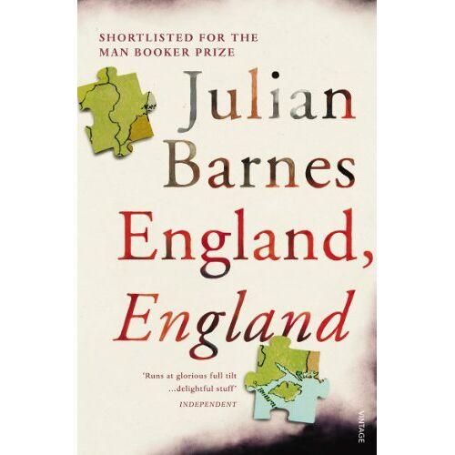 Julian Barnes - England, England - Preis vom 28.02.2021 06:03:40 h