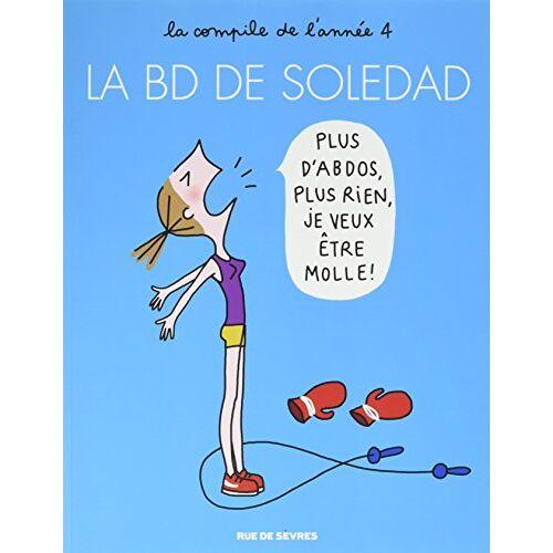 Soledad Bravi - La BD de Soledad T4 - Preis vom 04.09.2020 04:54:27 h