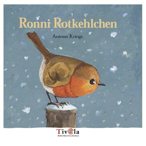 Antoon Krings - Ronni Rotkehlchen - Preis vom 20.10.2020 04:55:35 h