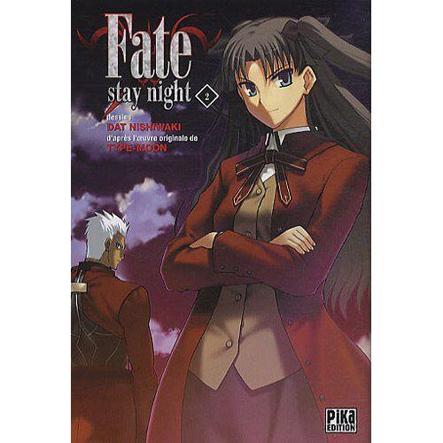 Dat Nishiwaki - Fate Stay Night, Tome 2 : - Preis vom 27.02.2021 06:04:24 h