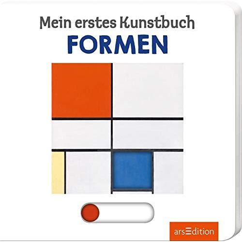 - Mein erstes Kunstbuch - Formen (Mein erstes Buch) - Preis vom 14.04.2021 04:53:30 h