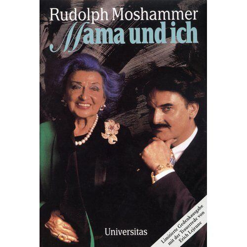 Rudolph Moshammer - Mama und ich - Preis vom 19.10.2020 04:51:53 h