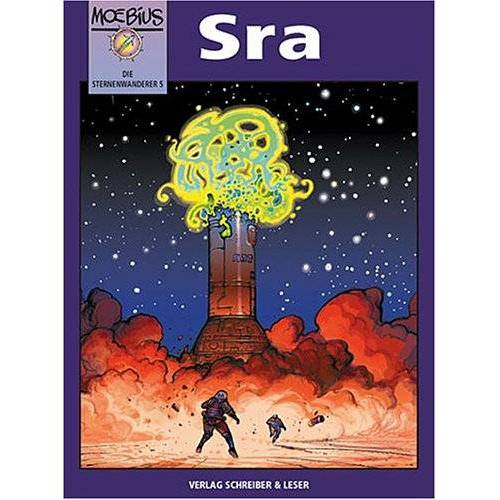 Moebius - Die Sternenwanderer 5 - Sra - Preis vom 21.10.2020 04:49:09 h