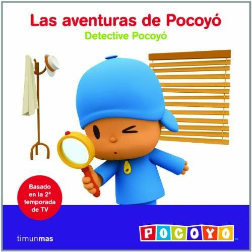 Zinkia - Detective Pocoyó (Las aventuras de Pocoyo) - Preis vom 11.05.2021 04:49:30 h