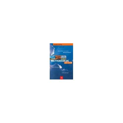 Roth, Günter D. - Wetterkunde für alle: Wolkenbilder und andere Wetterphänomene, Wettervorhersage, Großwetterlagen. Der Wetter-Klassiker - Preis vom 21.01.2021 06:07:38 h