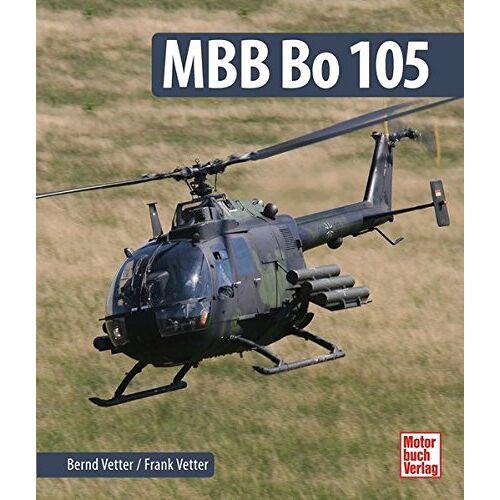 Bernd Vetter - MBB Bo 105 - Preis vom 12.04.2021 04:50:28 h