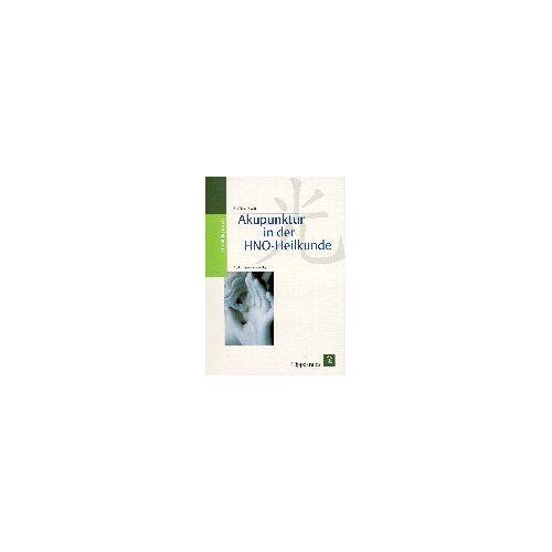 Jochen Gleditsch - Akupunktur in der HNO-Heilkunde - Preis vom 05.09.2020 04:49:05 h