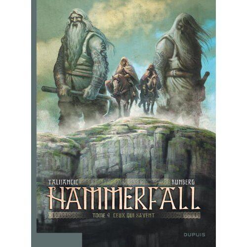 - Hammerfall, Tome 4 : Ceux qui savent - Preis vom 28.03.2020 05:56:53 h