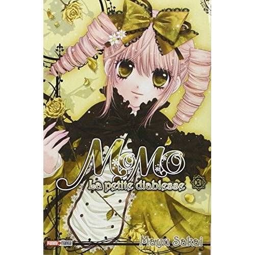 Mayu Sakai - Momo - La petite diablesse, Tome 3 : - Preis vom 25.02.2021 06:08:03 h