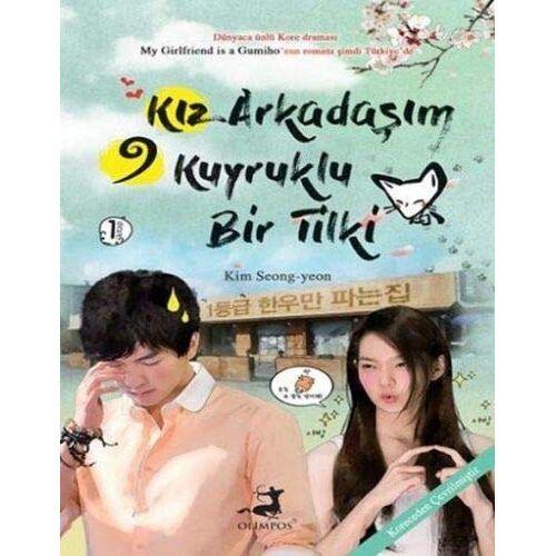 Kim Seong - Kiz Arkadasim 9 Kuyruklu Bir Tilki Ciltli - Preis vom 20.10.2020 04:55:35 h