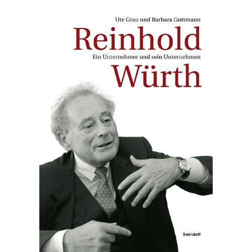 Ute Grau - Reinhold Würth: Der Unternehmer und sein Unternehmen. Mit CD - Preis vom 16.05.2021 04:43:40 h