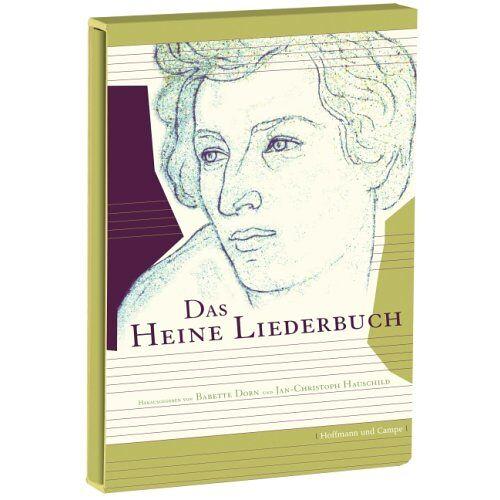 Babette Dorn - Das Heine Liederbuch - Preis vom 21.10.2020 04:49:09 h