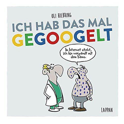 Oli Hilbring - Ich hab` das mal gegoogelt - Preis vom 28.02.2021 06:03:40 h