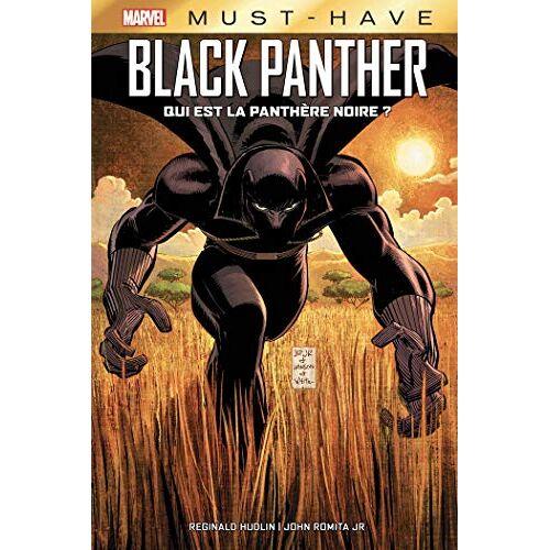 - Black Panther: Qui est la Panthère Noire ? - Preis vom 12.04.2021 04:50:28 h
