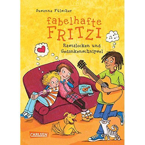 Susanne Fülscher - Fabelhafte Fritzi: Rastalocken und Gedankenschnipsel - Preis vom 01.03.2021 06:00:22 h