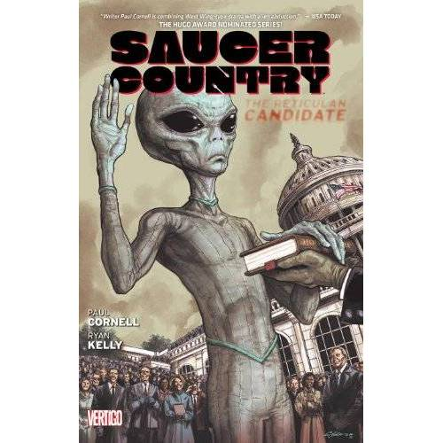 Paul Cornell - Saucer Country Vol. 2: The Reticulan Candidate - Preis vom 14.04.2021 04:53:30 h