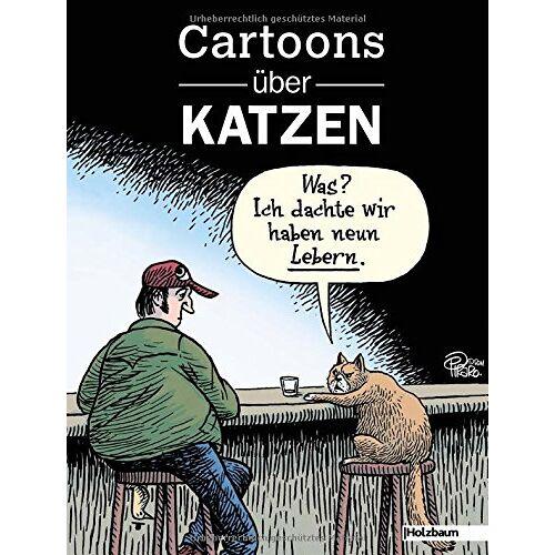 Clemens Ettenauer - Cartoons über Katzen - Preis vom 24.02.2021 06:00:20 h