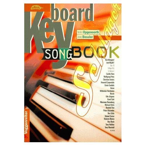 Jeromy Bessler - Keyboard Songbook Schlager. Über 40 Schlager-Hits für Keyboard - Preis vom 16.05.2021 04:43:40 h
