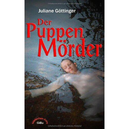 Juliane Göttinger - Der Puppenmörder - Preis vom 24.02.2021 06:00:20 h