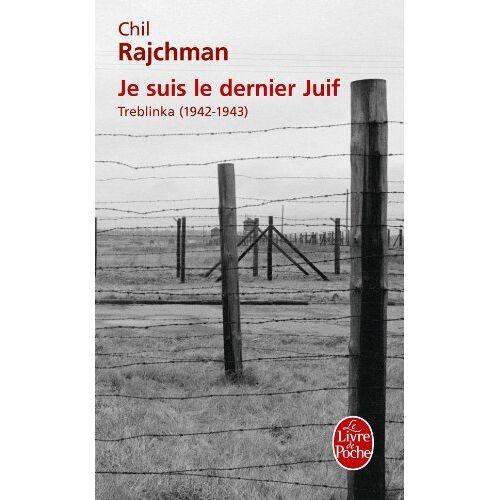 C. Rajchman - Je Suis Le Dernier Juif - Preis vom 19.10.2020 04:51:53 h