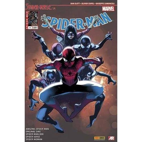 Dan Slott - Spider-man 2014 06 Spider-Verse 1/4 - Preis vom 29.06.2020 04:58:32 h