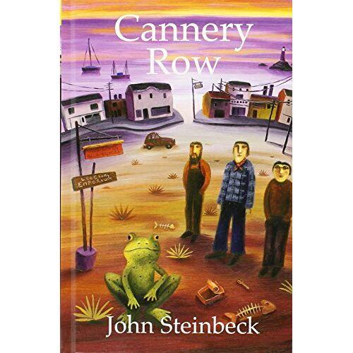 John Steinbeck - Cannery Row (Longman Literature Steinbeck) - Preis vom 12.05.2021 04:50:50 h