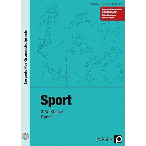 Busch - Sport - 3./4. Klasse, Band 1 (Bergedorfer® Grundschulpraxis) - Preis vom 19.01.2021 06:03:31 h