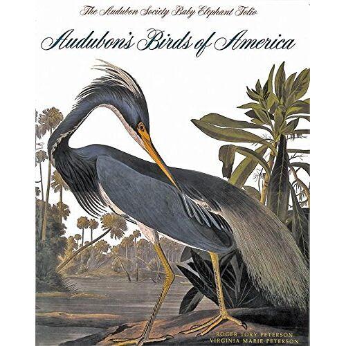 Audubon, John James - Audubon's Birds of America: The Audubon Society Baby Elephant Folio - Preis vom 14.01.2021 05:56:14 h