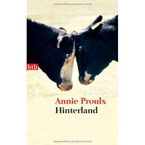 Annie Proulx - Hinterland - Preis vom 11.04.2021 04:47:53 h