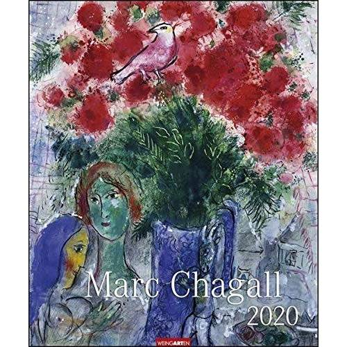 Marc Chagall - Marc Chagall 2020 46x55cm - Preis vom 20.10.2020 04:55:35 h