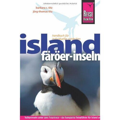 Titz, Barbara/Titz, Jörg-Thomas - Island, Färöer-Inseln - Preis vom 08.05.2021 04:52:27 h