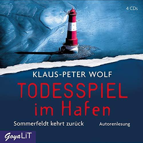 Klaus-Peter Wolf - Todesspiel im Hafen: Sommerfeldt räumt auf (Dr. Sommerfeldt) - Preis vom 03.05.2021 04:57:00 h