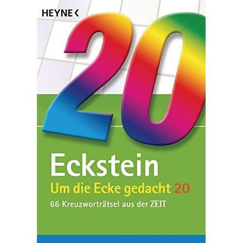 Eckstein - Um die Ecke gedacht 20: 66 Kreuzworträtsel aus der ZEIT - Preis vom 20.10.2020 04:55:35 h
