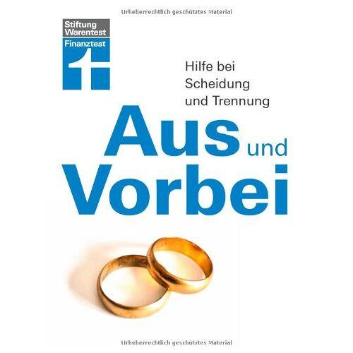 Ruth Bohnenkamp - Aus und Vorbei: Hilfe bei Scheidung und Trennung - Preis vom 14.05.2021 04:51:20 h