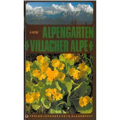 - Alpengarten Villacher Alpe: Führer durch den Alpengarten Villacher Alpe - Preis vom 28.02.2021 06:03:40 h