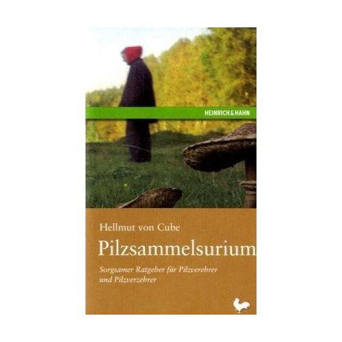 Cube, Hellmut von - Pilzsammelsurium - Preis vom 21.04.2021 04:48:01 h