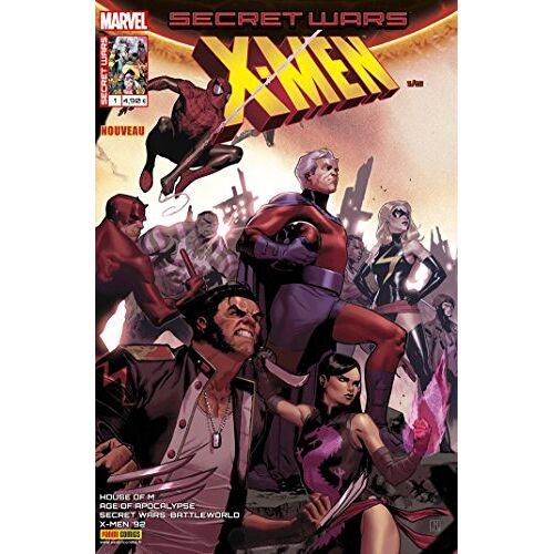 Jim Shooter - Secret Wars, Tome : X-men 1 - Preis vom 31.05.2020 05:05:52 h