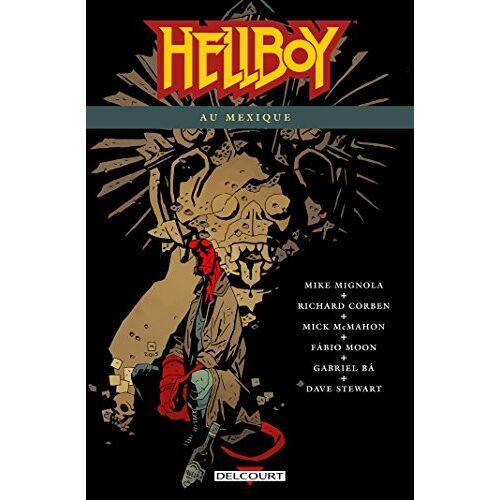 Mike Mignola - Hellboy T15 - Hellboy au Mexique - Preis vom 19.04.2021 04:48:35 h