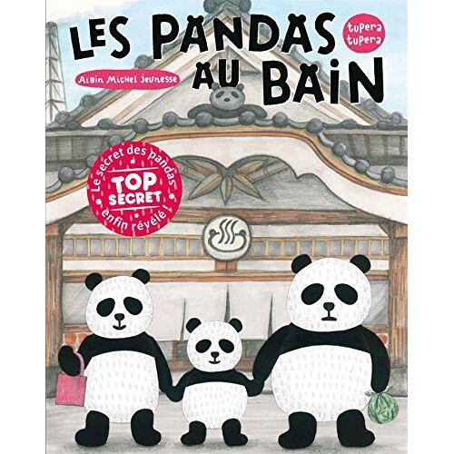 Tupera Tupera - Les pandas au bain - Preis vom 27.11.2020 05:57:48 h