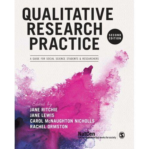 Jane Ritchie - Qualitative Research Practice - Preis vom 19.07.2019 05:35:31 h