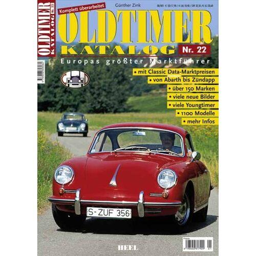 Günther Zink - Oldtimer Katalog 22: Europas größter Marktführer - Preis vom 20.10.2020 04:55:35 h